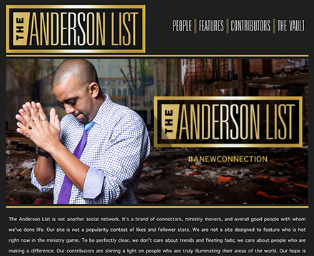 The Anderson List